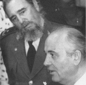 Гавана, 4 апреля 1989 года. Кастро уже знает, что советские спецслужбы приступили к подготовке военного переворота на Кубе. До расстрела группы Очоа - де ля Гуардия остается немногим больше двух месяцев.